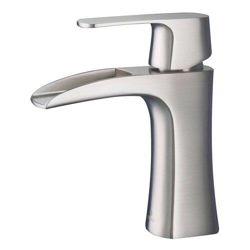 Fresca Fortore Single Handle Single Hole Waterfall Faucet Reviews Wayfair