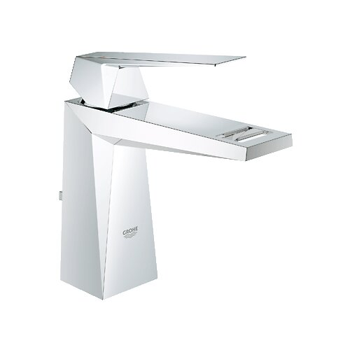 Grohe Allure Bathroom Faucet: Grohe Allure Brilliant Single Handle Single Hole Bathroom