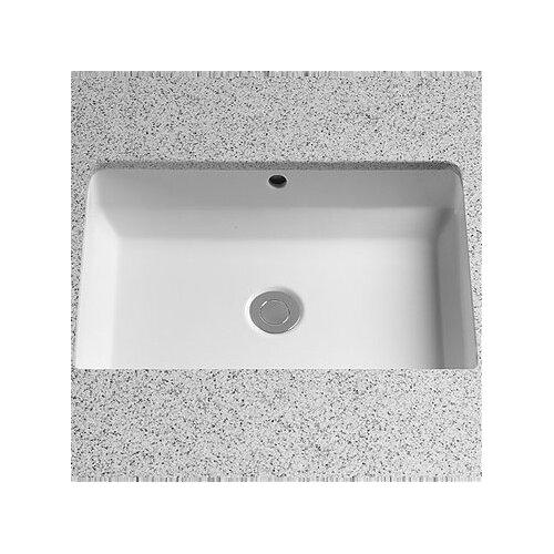Vernica Design I Undercounter Bathroom Sink by Toto