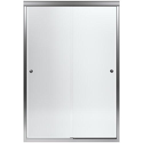 """Kohler Sterling Sliding Shower Doors: Finesse 70.06"""" X 47.63"""" Frameless Sliding Shower Door"""