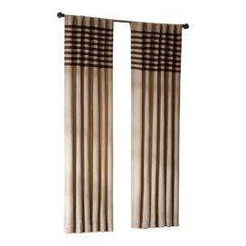 Positano Single Curtain Panel