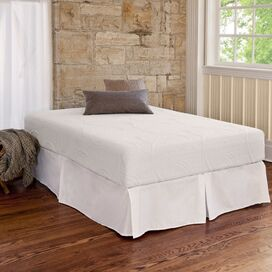 Cotton 233 thread count Top Fiber matras