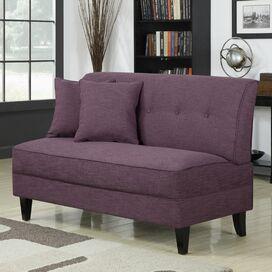Lauder Microfiber Sofa
