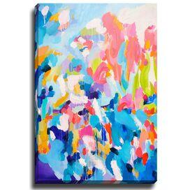 Lipstick door Kelsey McNatt Schilderen op Canvas