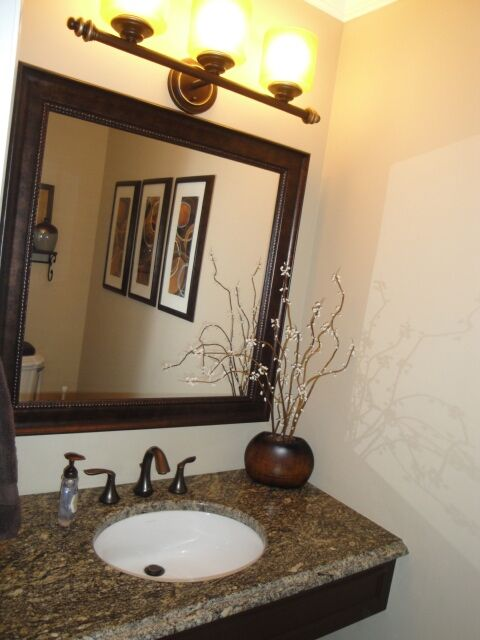 Contemporary Bathroom photo by Inviting Interiors
