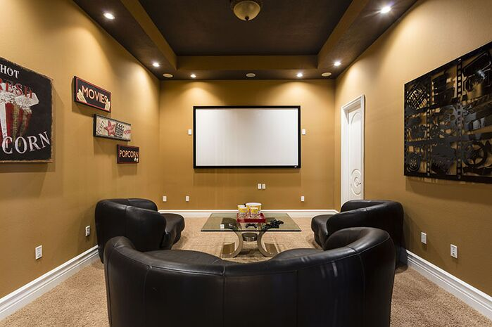Contemporary Game/Rec Room photo by Florida Furniture Packages