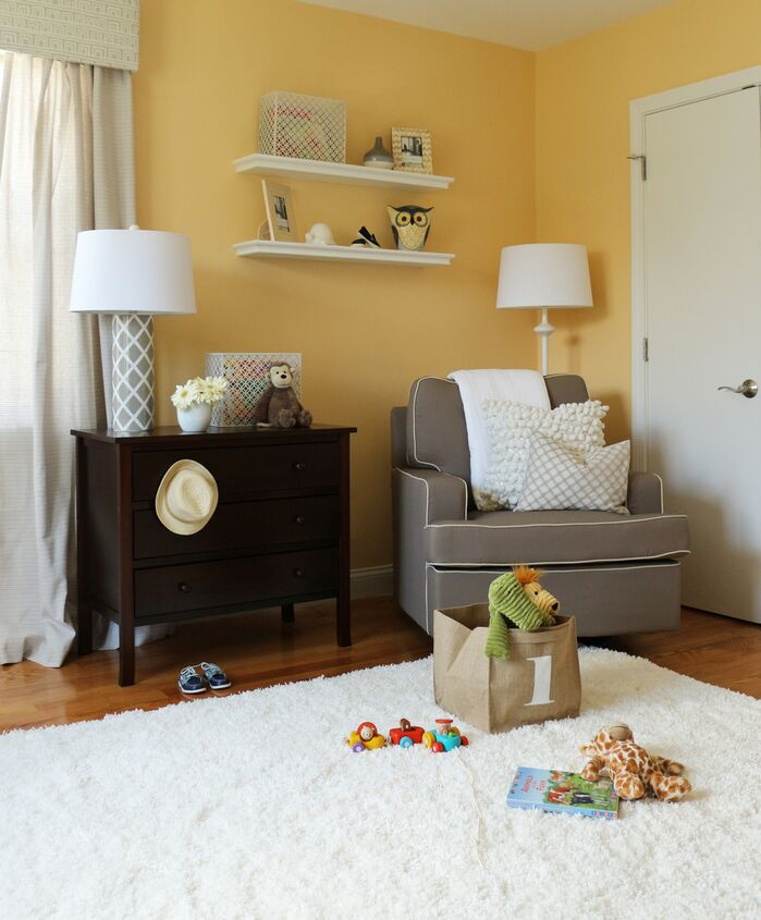 Contemporary Nursery photo by Victoria Elizabeth Design