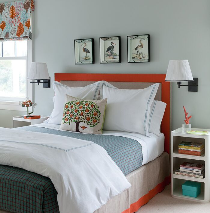 Eclectic Bedroom photo by Robin Henry