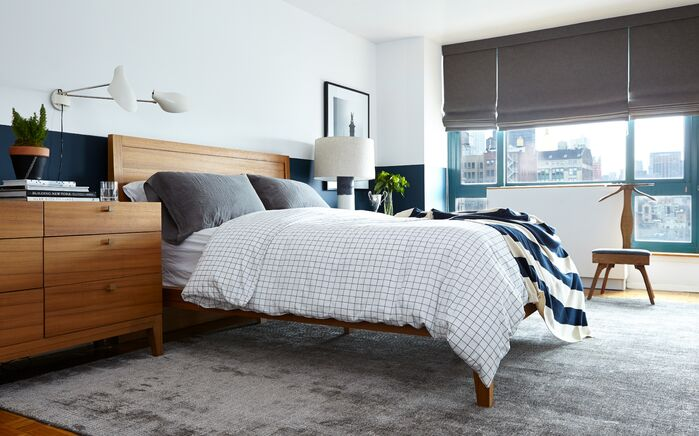 Modern Bedroom photo by Common Bond Design