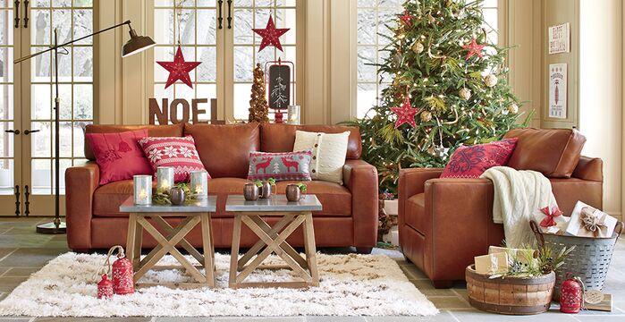 Rustic Living Room photo by Birch Lane