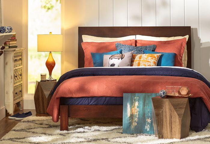 Eclectic Bedroom photo by Wayfair
