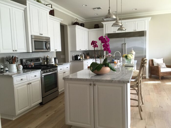 Contemporary Kitchen photo by Lalonde and Company LLC