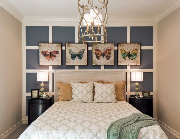 Contemporary Bedroom photo by Beasley and Henley Interior Design