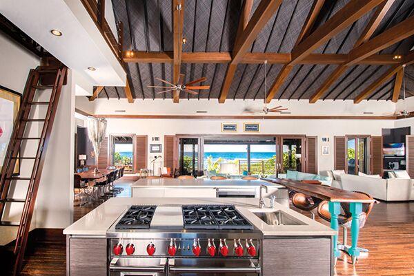 Modern Kitchen photo by Edgewater Development
