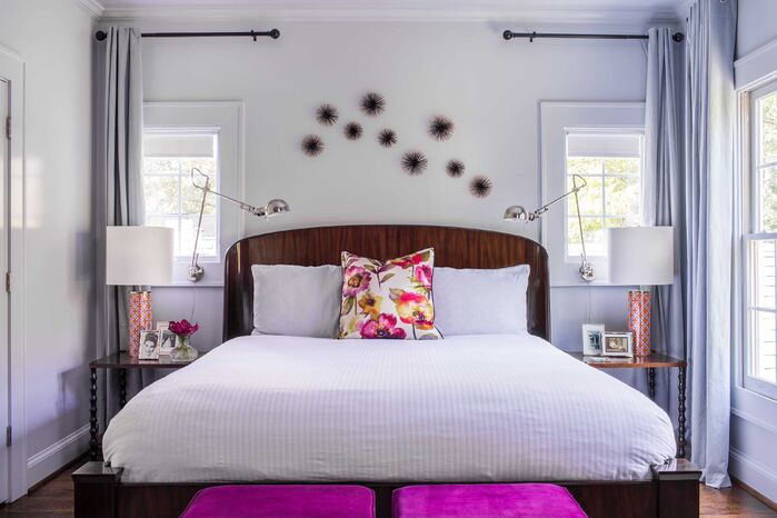 Modern Bedroom photo by TERRACOTTA DESIGN BUILD