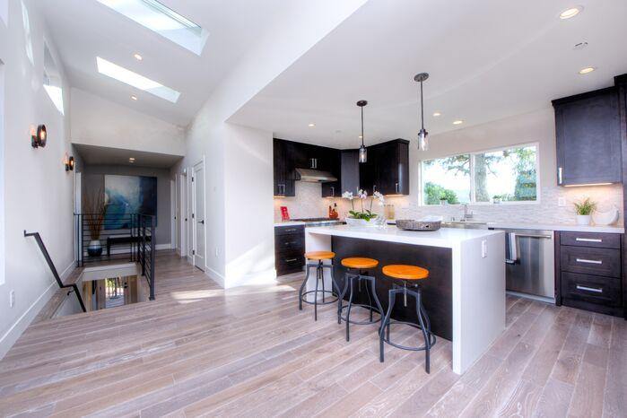 Modern Kitchen photo by MOONES HOME LLC
