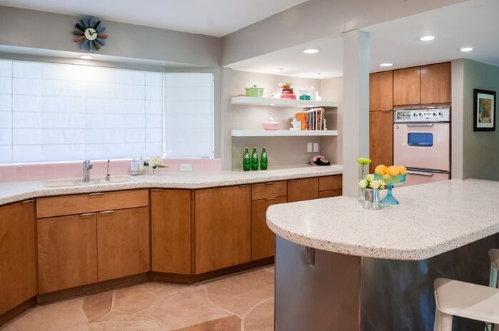 Modern Kitchen photo by Red Egg Design Group