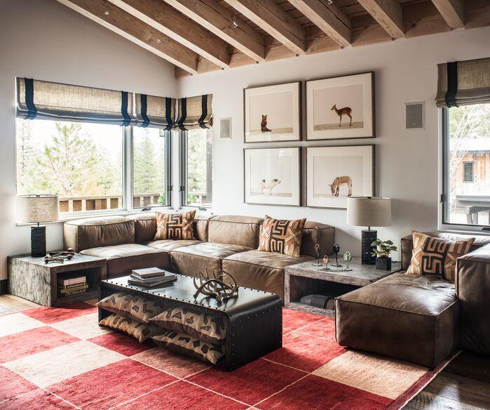 Eclectic Living Room photo by Antonio Martins Interior Design