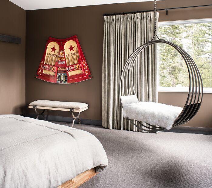 Eclectic Bedroom photo by Antonio Martins Interior Design