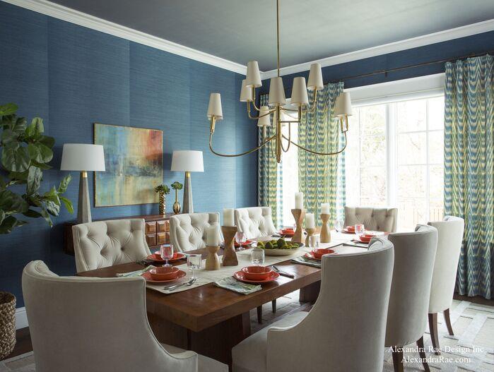 Modern Dining Room photo by Alexandra Rae