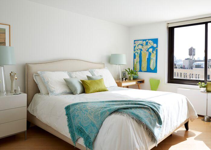Contemporary Bedroom photo by Common Bond Design