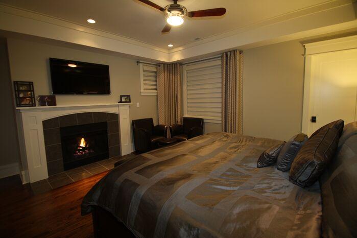 Contemporary Bedroom photo by Design By Alicia