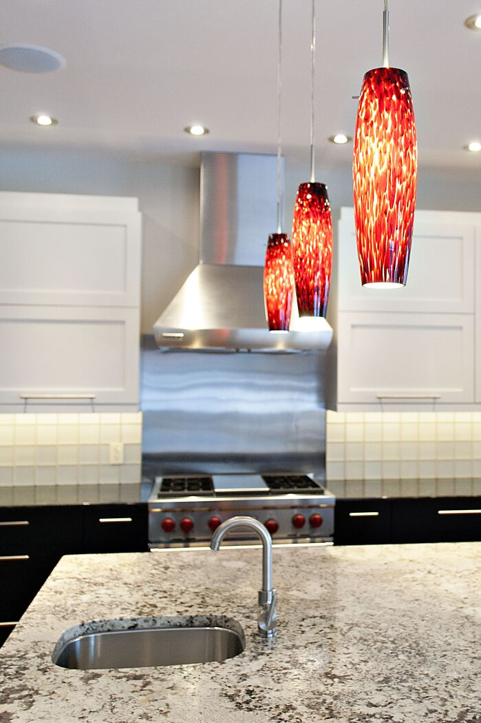Contemporary Kitchen photo by AMR Design