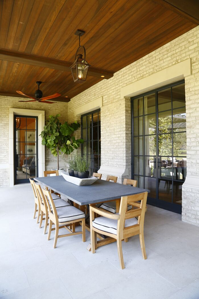 Contemporary Exterior/Patio photo by Chancey Design