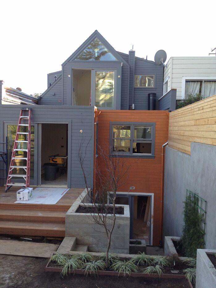 Modern Exterior/Patio photo by Melissa Guerrero Design