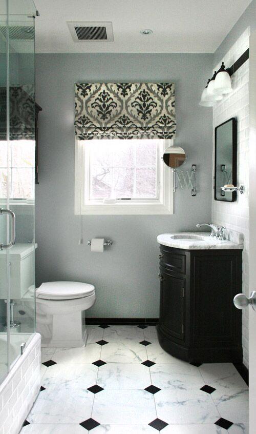 Contemporary Bathroom photo by ANNA DUVAL DESIGNS