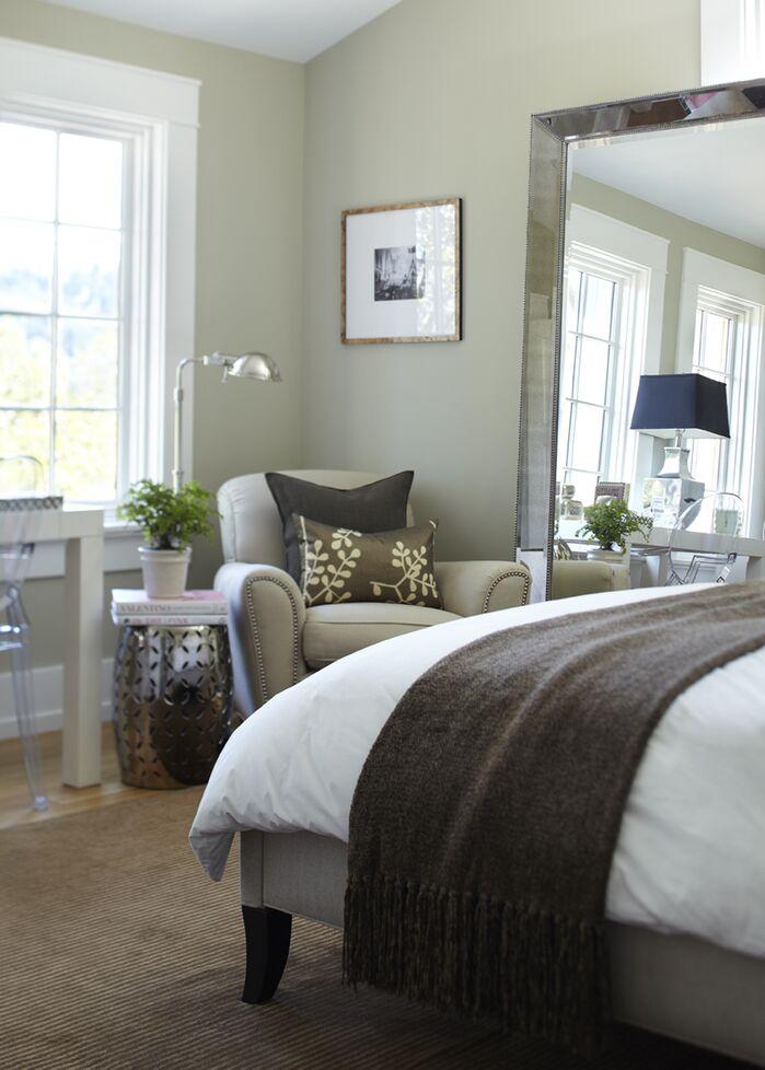 Contemporary Bedroom photo by Urrutia Design