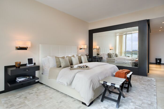 Modern Bedroom photo by SOJO Design