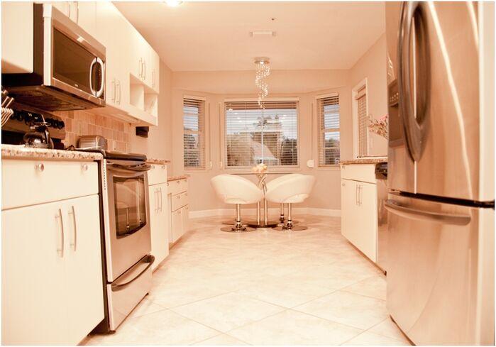 Modern Kitchen photo by Olen Designs LLC