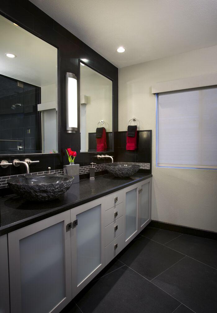 Modern Bathroom photo by Beth Whitlinger Interior Design