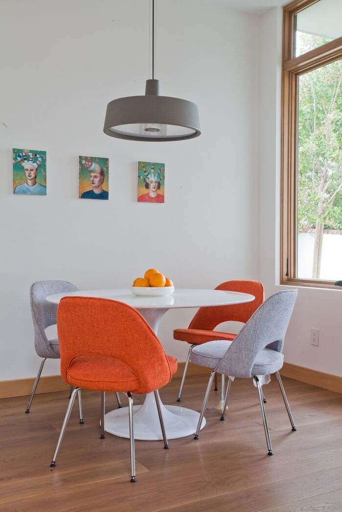 Modern Dining Room photo by Building solutions and design