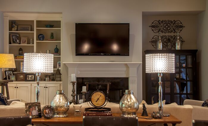 Contemporary Living Room photo by 2 Gays & A Design