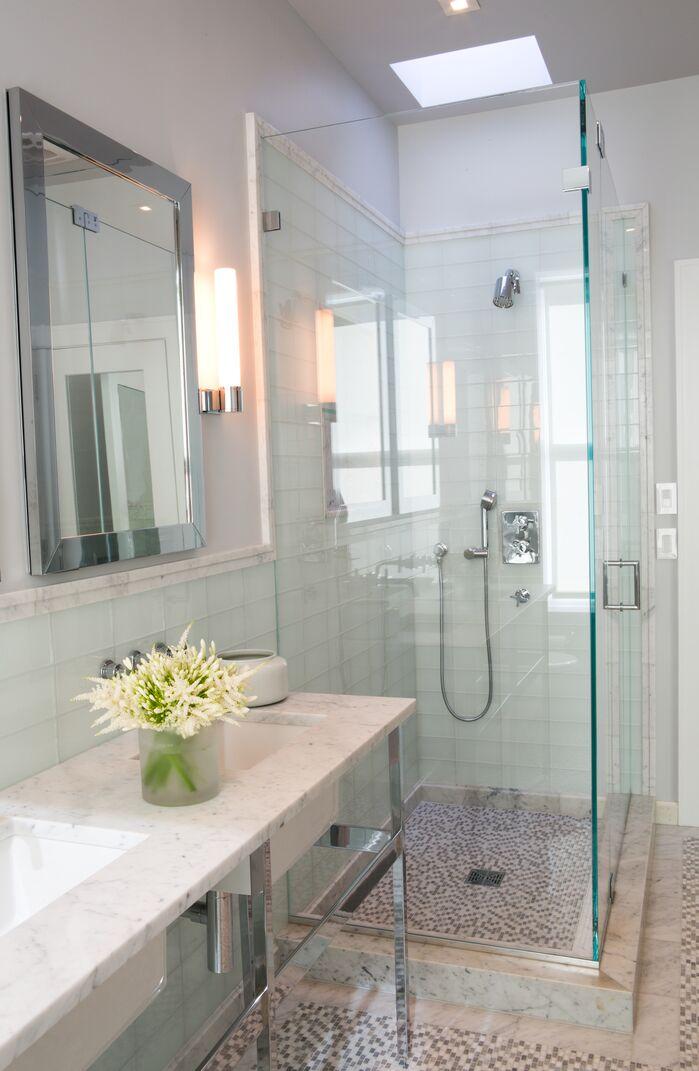 Contemporary Bathroom photo by J. Patryce Design