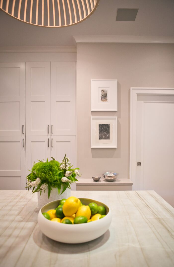 Contemporary Kitchen photo by J. Patryce Design