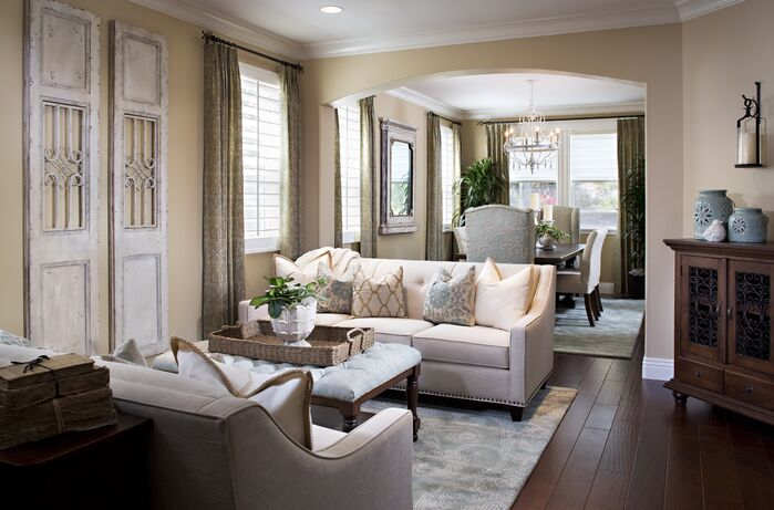 Eclectic Living Room photo by Style On a Shoestring