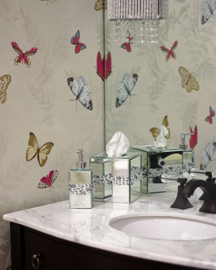 Eclectic Bathroom photo by Design Matters