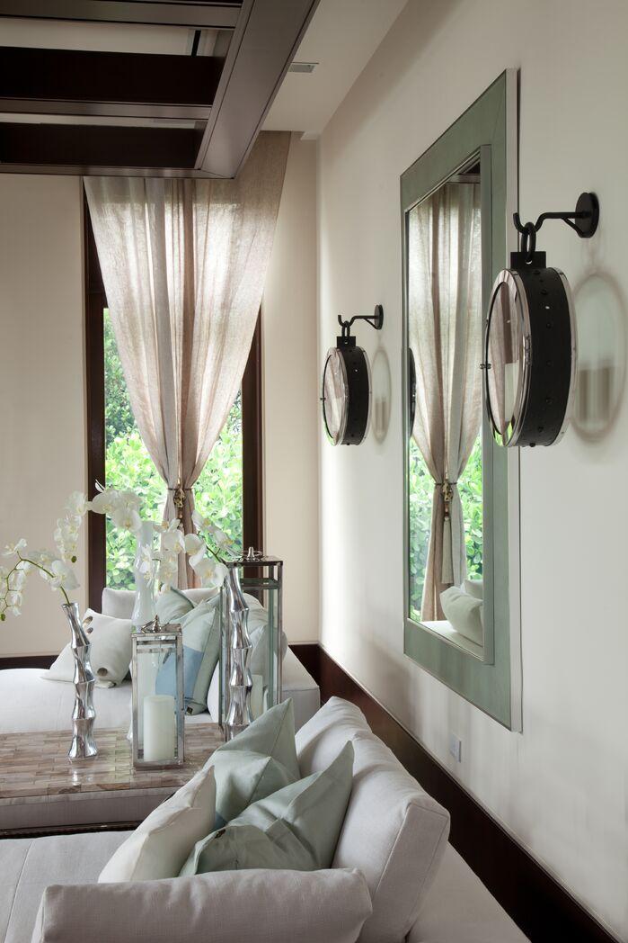 Contemporary Living Room photo by B. Pila Design Studio