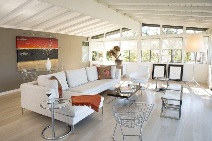 Contemporary Living Room photo by Design Rescue LA