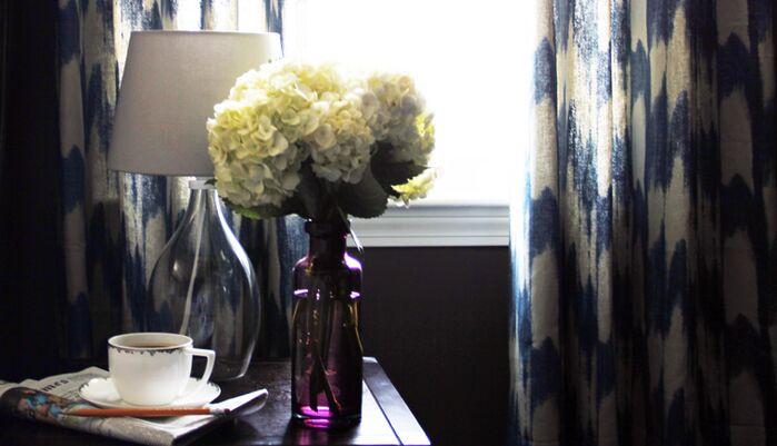 Contemporary Bedroom photo by Victoria Elizabeth Design