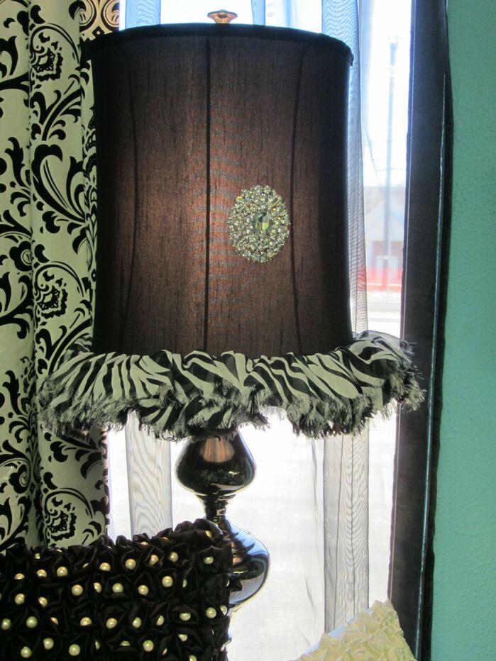 Eclectic Bedroom photo by Brandi Renee Designs, LLC