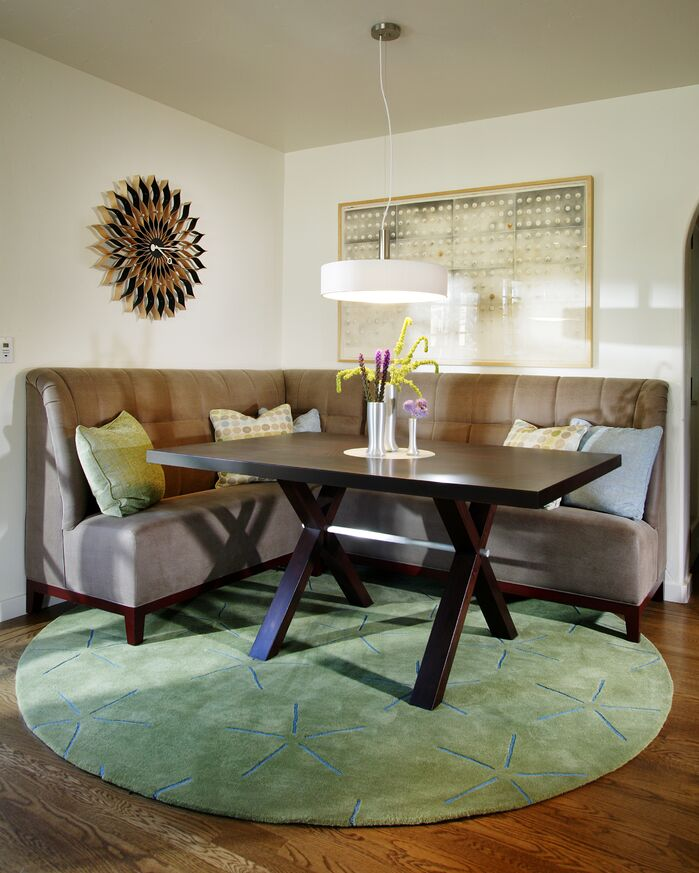 Contemporary Dining Room photo by Benning Design
