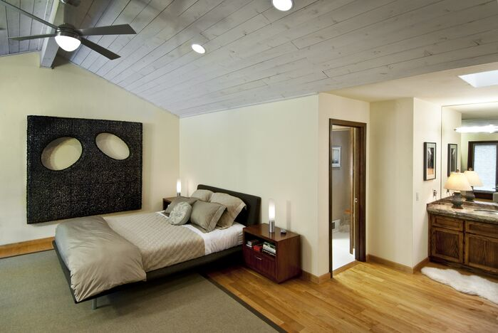 Contemporary Bedroom photo by Benning Design