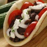 slow cooker greek gyros