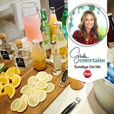 Giada Entertains: Kick-Off Party