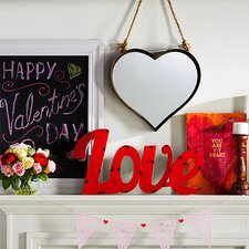 Valentine's Shop: Heartfelt Accents & Florals