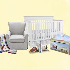 Nursery Trends: Planes, Trains & Cars